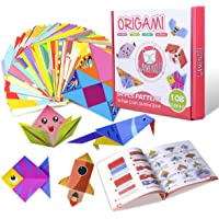 Gamenote color kit de origami para niños 118