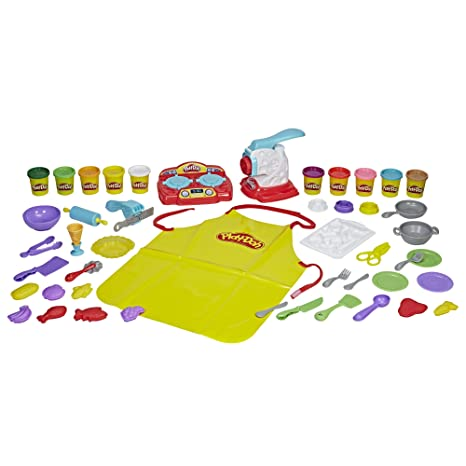 play doh kitchen creations super chef suite - Kitchen Creations