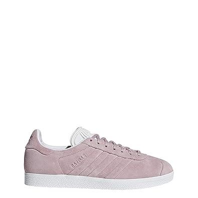 big sale 7bcd4 ab5db adidas Damen Gazelle Stitch Fitnessschuhe Pink (RosmarFtwbla 000) 44 EU