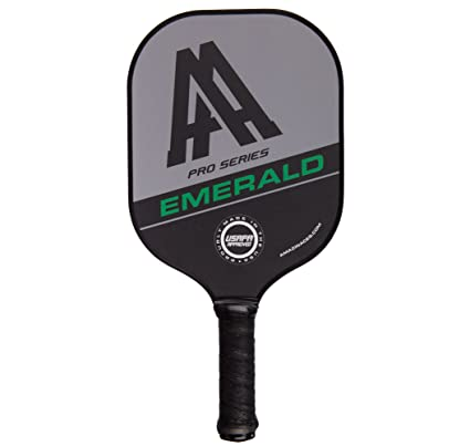 Amazon.com: Amazin Ases esmeralda Pickleball Paddle (Pro ...
