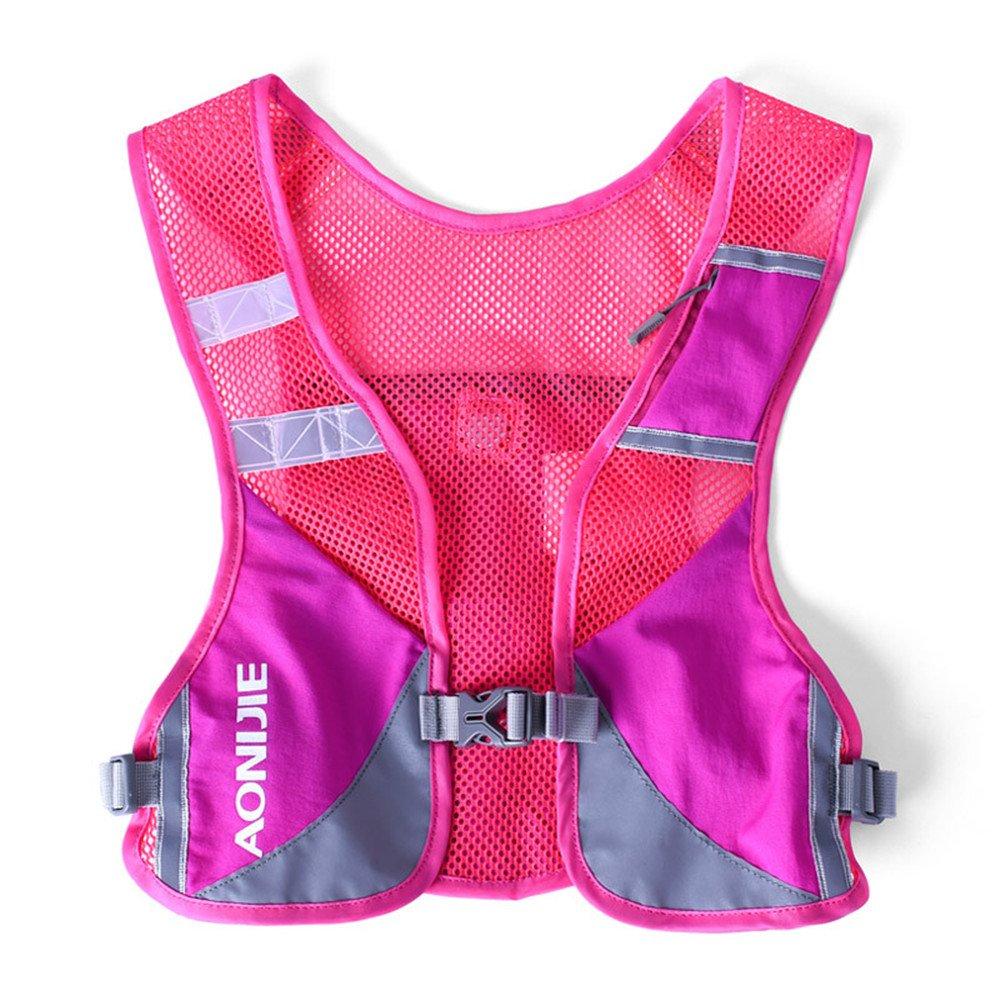 AONIJIE 130 g Randonn/ée Sac /à dos dhydratation Sac /à dos Marathon m/âle l/éger pour escalade Sac /à dos de cyclisme