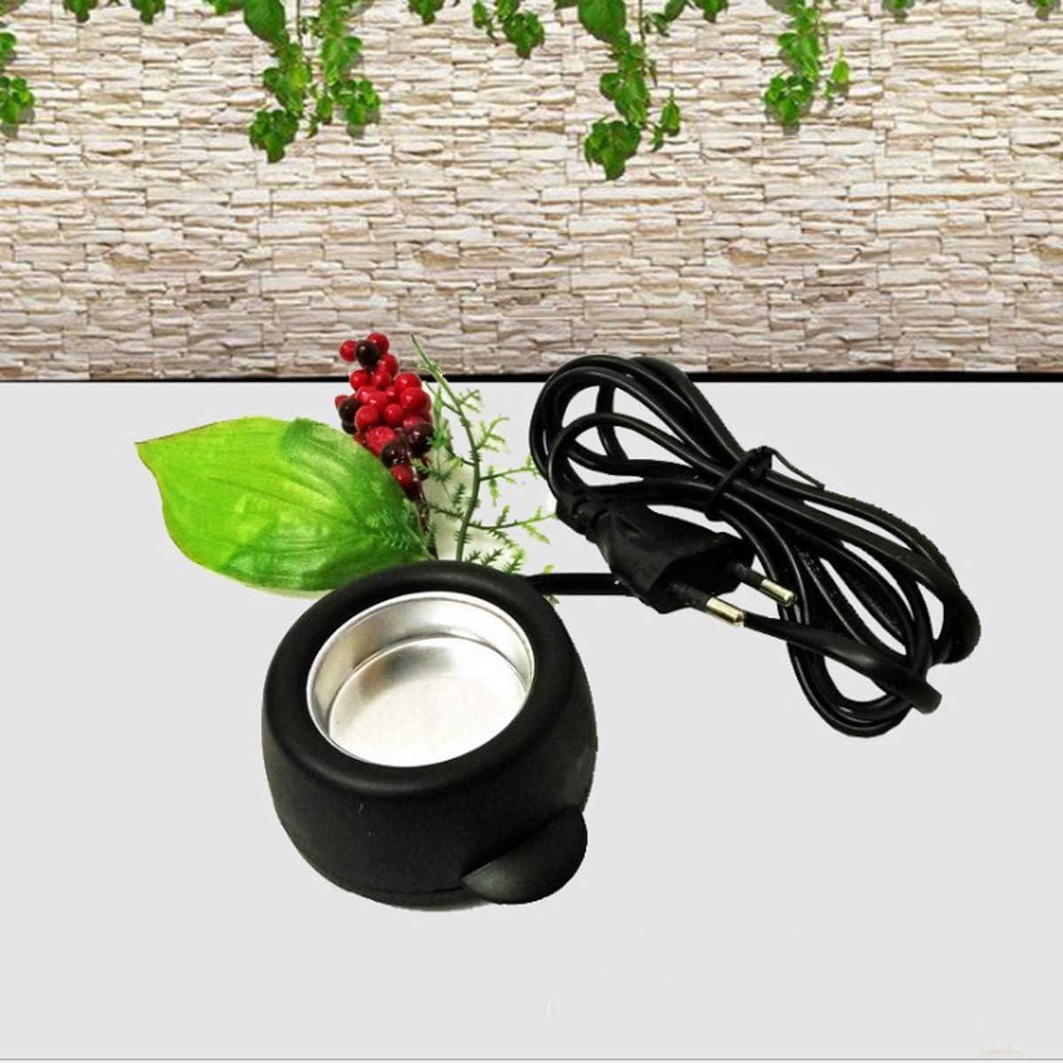 2.5*1.4in Taplong Haarverl/ängerung Kleber Topf Hei/ßkleber Schmelzen 30 W Mini Konstante Temperatur Hot Pot Schmelzen Kleber Topf Glue Ofen UK//EU-Stecker