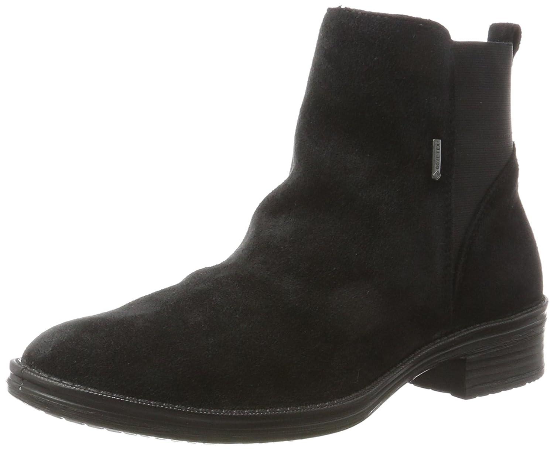 Legero Iseo, Chelsea Boots Femme, Noir (Schwarz 00), 36 EU