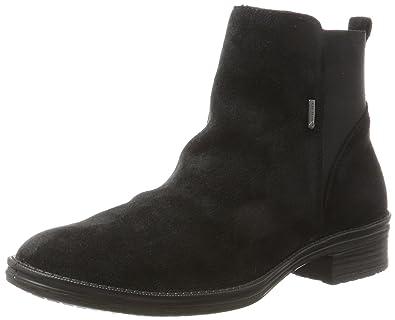 Legero Iseo, Chelsea Boots Femme, Noir (Schwarz 00), 38.5 EU