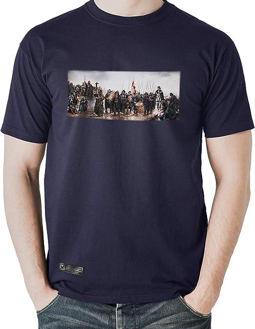 Camiseta de España Misterio de Empel: Amazon.es: Ropa y accesorios
