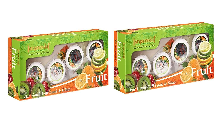 Ayurvedic fruit facial spa