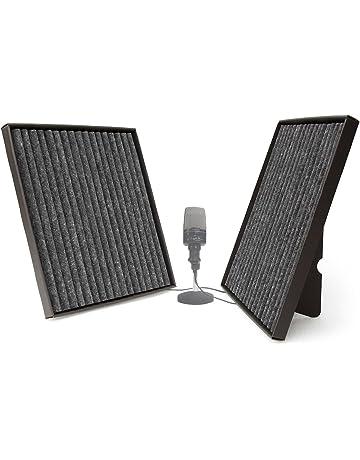 Cuadrados Onda de sonido: estos paneles de absorción del sonido te permiten afinar la acústica