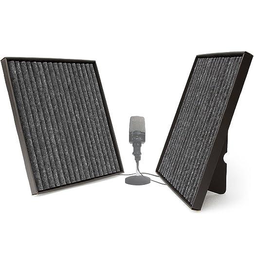 17 opinioni per Soundwave Squares: due pannelli fonoassorbenti in grado di migliorare le