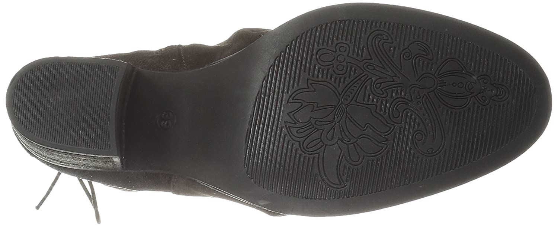 Bos. & Co. Women's Barlow Boot B00VO1YZ2S 39 EU/8-8.5 M US|Dark Brown