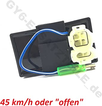 4 Stroke Cdi Ignition Unit Control Box E G For Rex With Blue White Cable 45 And