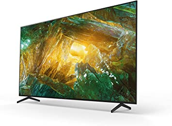 Sony TV LED KD85XH8096BAEP HDR Android: BLOCK: Amazon ...