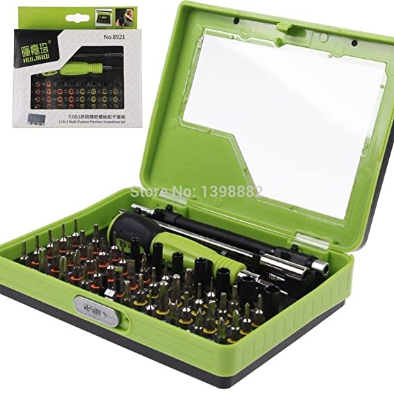 53 in 1 multi-purpose precision magnetic Screwdriver set ...