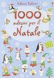1000 adesivi per il Natale