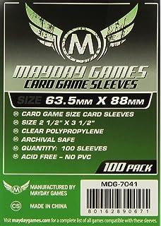Mayday Games - Funda para Cartas coleccionables (Maydaygames ...