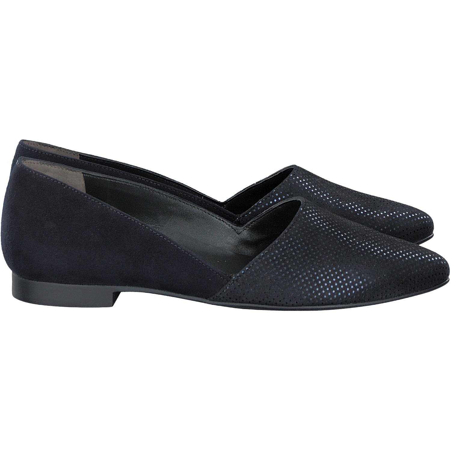 Paul Grün Slipper Damen Slipper Grün 2214-159 Blau 192781 Blau 39d926