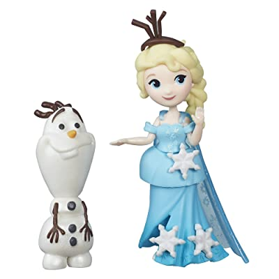 Disney Frozen Little Kingdom Elsa & Olaf: Toys & Games