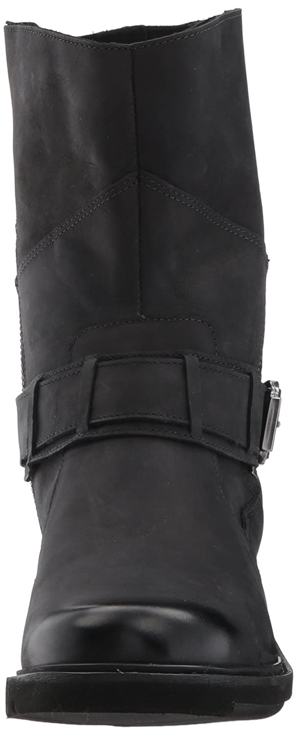 Walking Cradles Women's Dallas Ankle US|Black Boot B01N7PPSFR 7.5 XW US|Black Ankle Distressed d23277