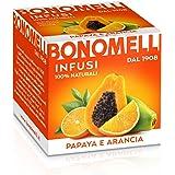 Bonomelli - Infuso Papaya e Arancia - 6 confezioni da 10 filtri [60 filtri]