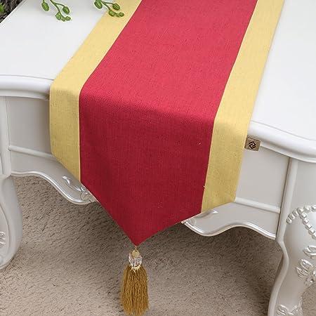 DHWJ Camino Mesa modernostile Chino Estilo Minimalista Table ...