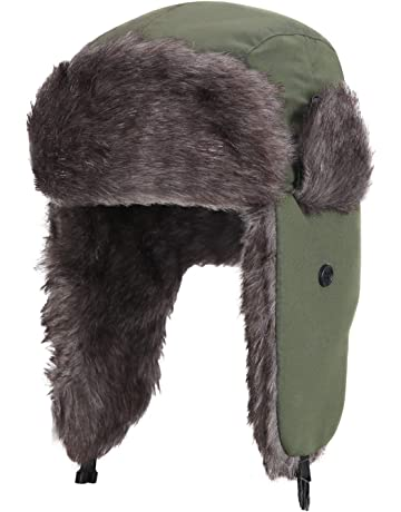 98b7db99f76 Yesurprise Trapper Warm Russian Trooper Fur Earflap Winter Skiing Hat Cap  Women Men Windproof