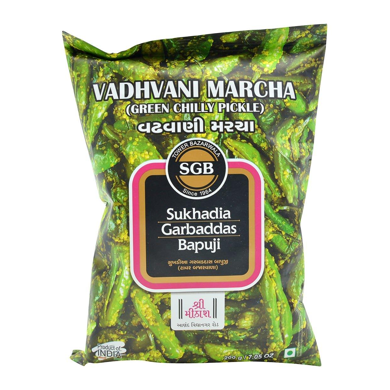 SGB, Vadhvani Marcha, 200 Grams(gm)