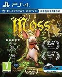 Moss VR (PS4) (輸入版)