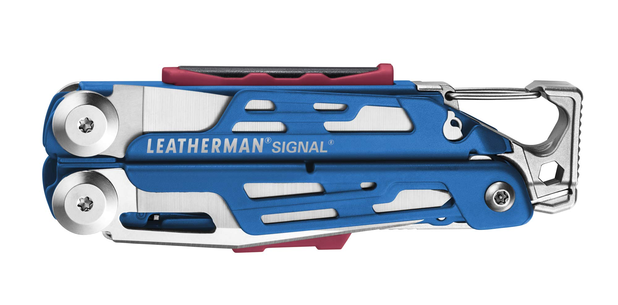 Leatherman - Signal, Blue/Red by LEATHERMAN (Image #1)