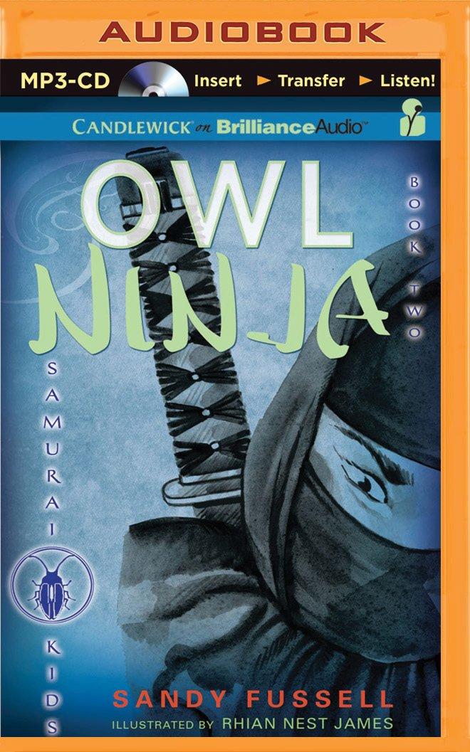 Samurai Kids #2: Owl Ninja (Samurai Kids Series): Sandy ...