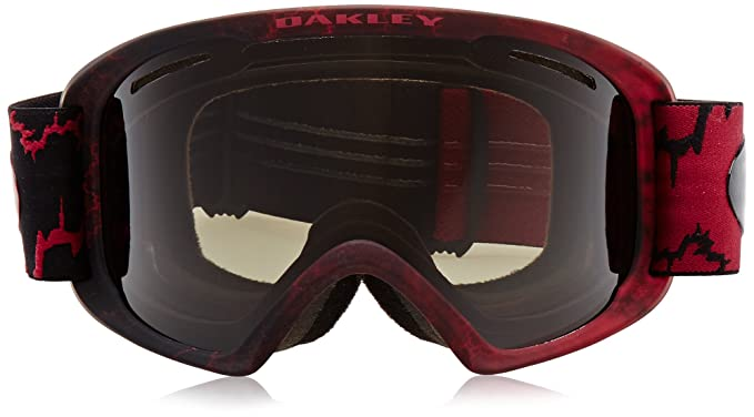 01cbcdbf71 Oakley O2 XL Adult Goggles - Chemist Fired Brick Dark Grey   One Size   Amazon.ca  Sports   Outdoors