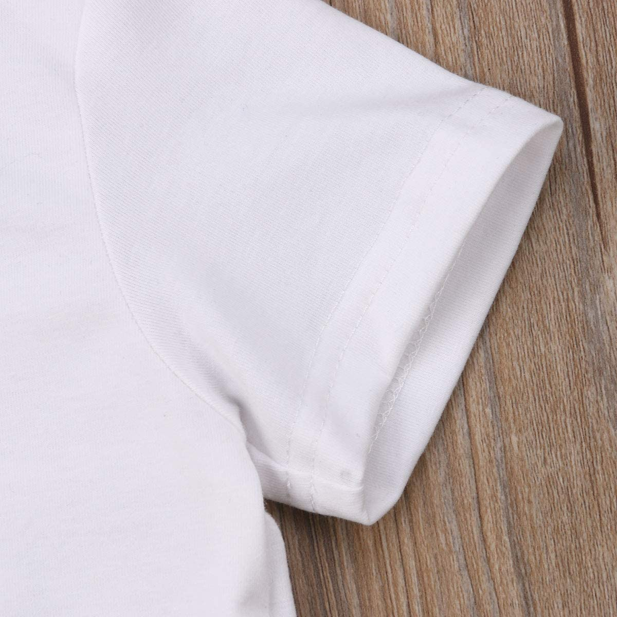 2Pcs Baby Boy Short Sleeve Shirt Short Pant Cute Pattern Toddler Infant Newborn Clothing Outfit Sets