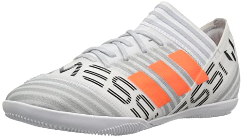 6ed9c24fa Adidas Nemeziz Messi Tango 17.3 Indoor Shoe Kid s Soccer White  Amazon.ca   Shoes   Handbags