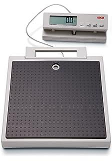 Amazon.com: Seca Aura 807 Báscula Digital con superficie de ...