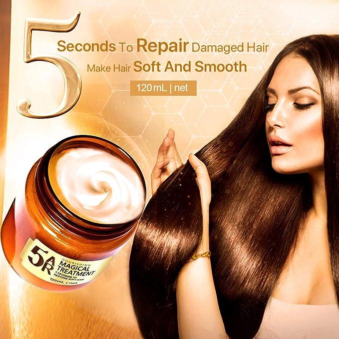 Mascarilla Capilar - Hair Mask -Cabello Tratamiento ...