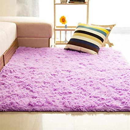 Amazon.com: Braceus Soft Rug Home Living Room Bedroom Floor Carpet ...