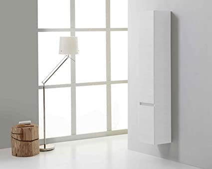 COLONNA BAGNO SOSPESA MANHATTAN BIANCO FORESTA: Amazon.it: Fai da te