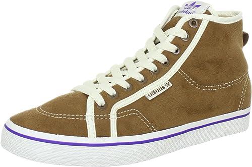 adidas Originals HONEY MID W G16713, Damen Sportive Sneakers, Braun  (LEATHER / LEATHER / LEGACY), EU 40 2/3 (UK 7): Amazon.de: Schuhe &  Handtaschen