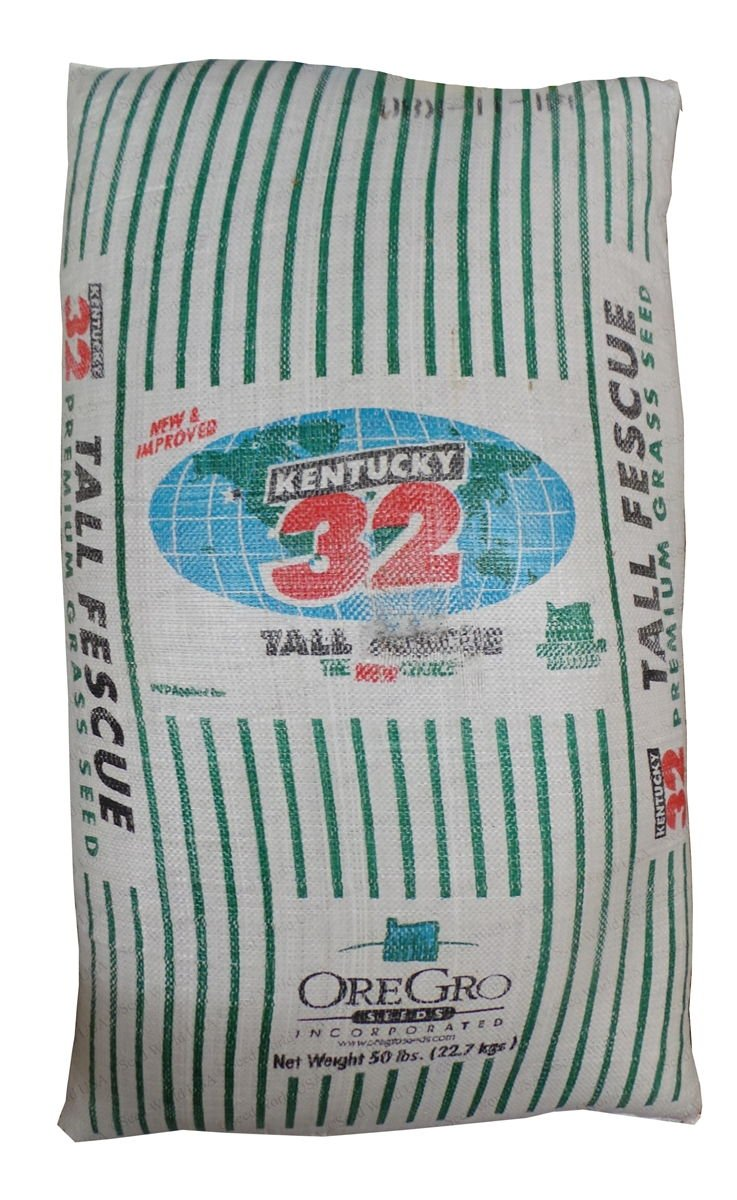 SeedRanch Kentucky 32 Tall Fescue Grass Seed - 50 Lbs.