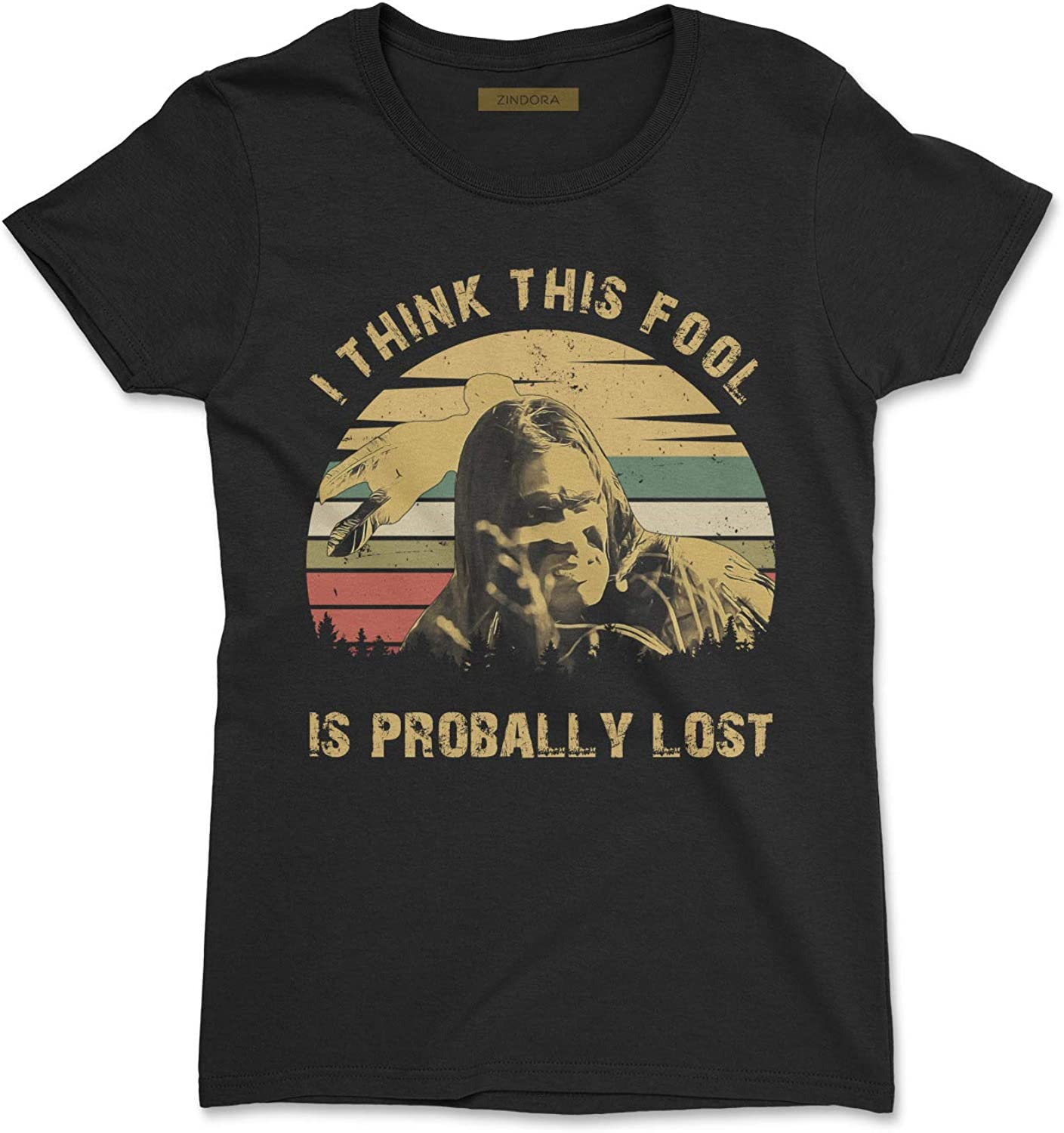 I Think This Fool is Probally Lost Vintage T-Shirt