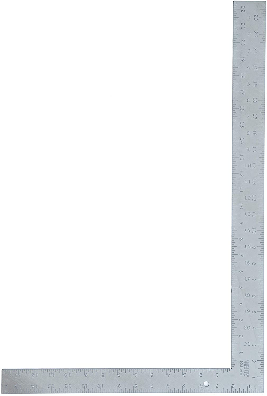 VINCA SCLS-2416 Carpenter L Framing Square 16 inch x 24 inch