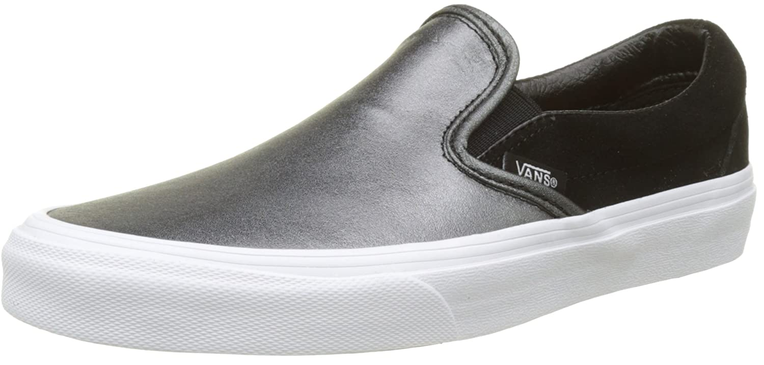 85bf56700e Vans Women s Classic Slip-on Seasonal Leather Trainers