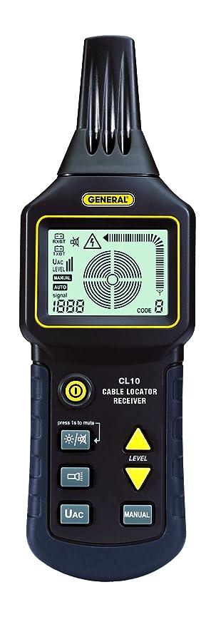 General Tools Tubo de metal y cable eléctrico y localizador de disyuntor (CL10): Amazon.es: Bricolaje y herramientas