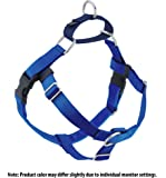 """2 Hounds Design Freedom No-Pull Dog Harness, Adjustable Comfortable Control for Dog Walking, Made in USA (Leash Sold Separately) (1"""")"""