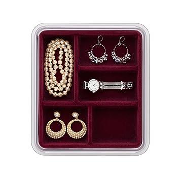 Amazoncom Neatnix Stax Jewelry Organizer Tray 5 Compartments