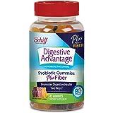 Digestive Advantage Probiotic Gummies Plus Fiber, 45 count