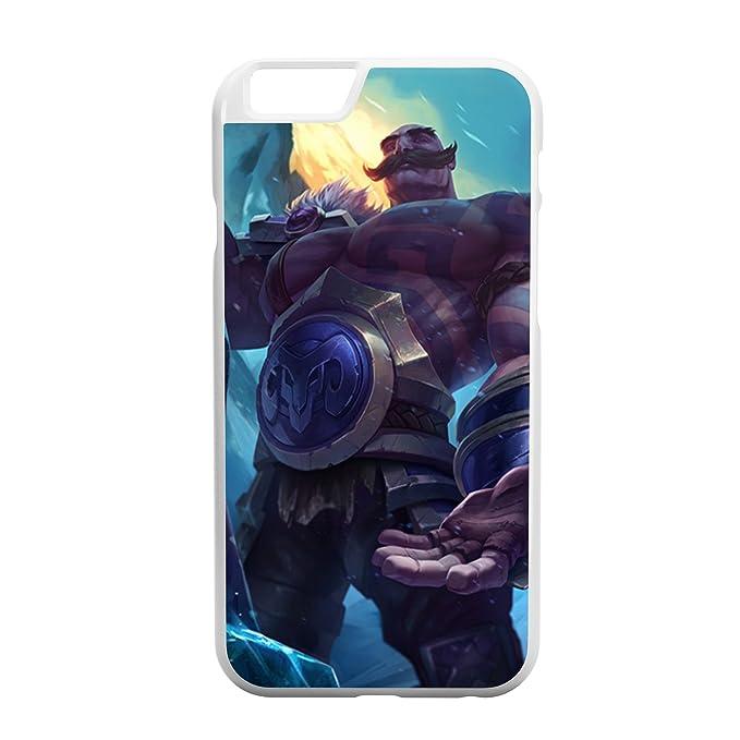 Braum-001 League of Legends prepárelo para Apple iPhone 6 ...