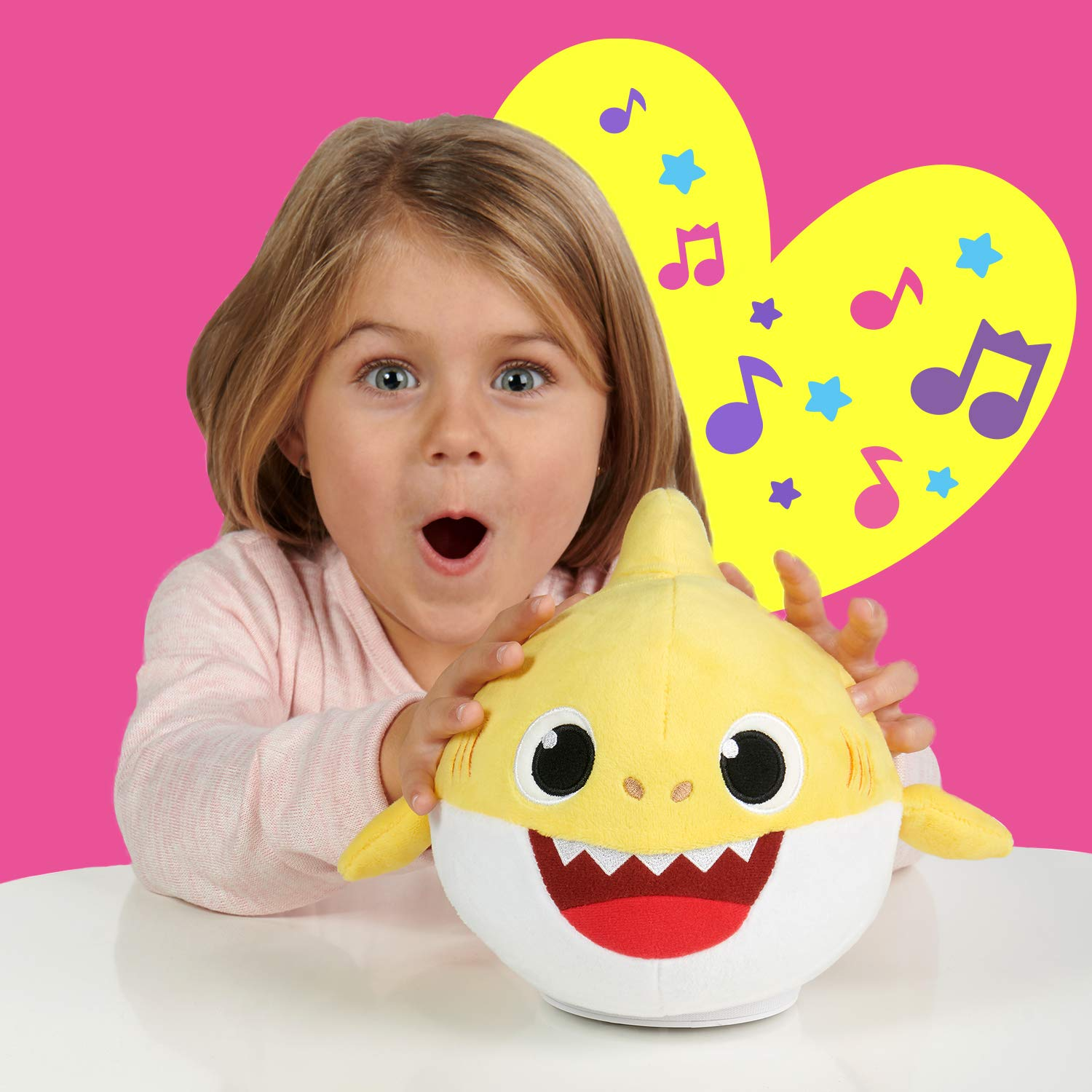 WowWee Pinkfong Baby Shark Official Dancing Doll