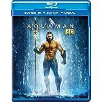 Aquaman (3D Blu Ray/Blu Ray/Digital) [Blu-ray]