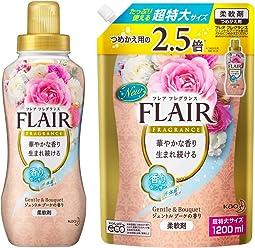 フレアフレグランス 柔軟剤 ジェントルブーケの香り 本体 5