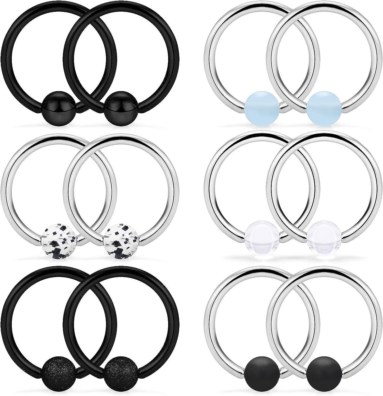 Nipple Ring Nipple Click Hoop Nipple Hoop Jewelry Nipple Jewelry Piercing Surgical Steel Body Piercing Earring