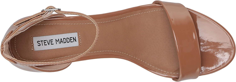 Steve Madden Footwear Sandali con tacco Cammello Amel Atent